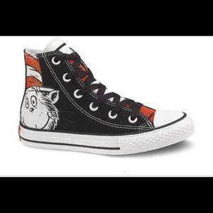 Converse Dr. Seuss Hi Top Shoes